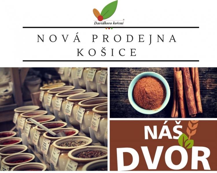 Nová partnerská prodejna v Košicích!