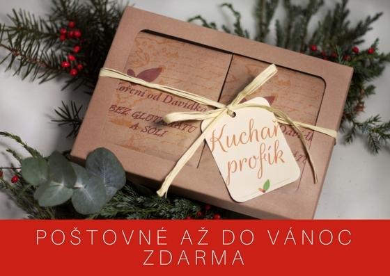 <strong>Potěšte na Vánoce své nejbližší</strong>