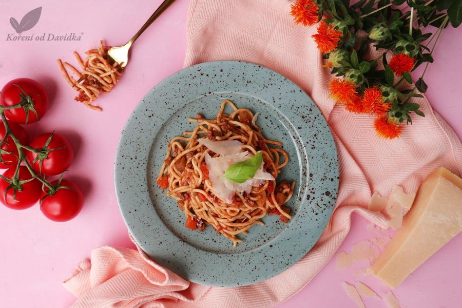 Boloňské špagety original 🍝